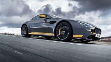 Aston Martin V12 Vantage S 2016 - low