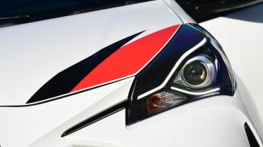 Toyota Yaris GRMN - front light