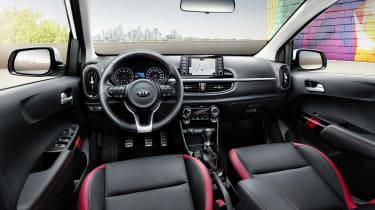 Kia Picanto GT Line interior
