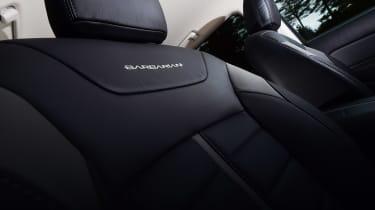 Mitsubishi L200 - seat