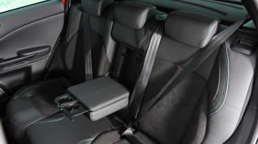 Used Alfa Romeo Giulietta - rear seats
