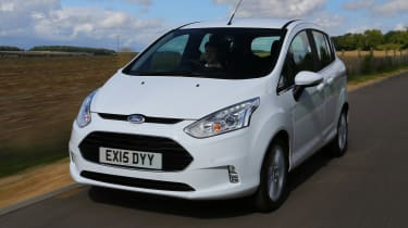 Ford B-MAX - best used MPVs and people carriers