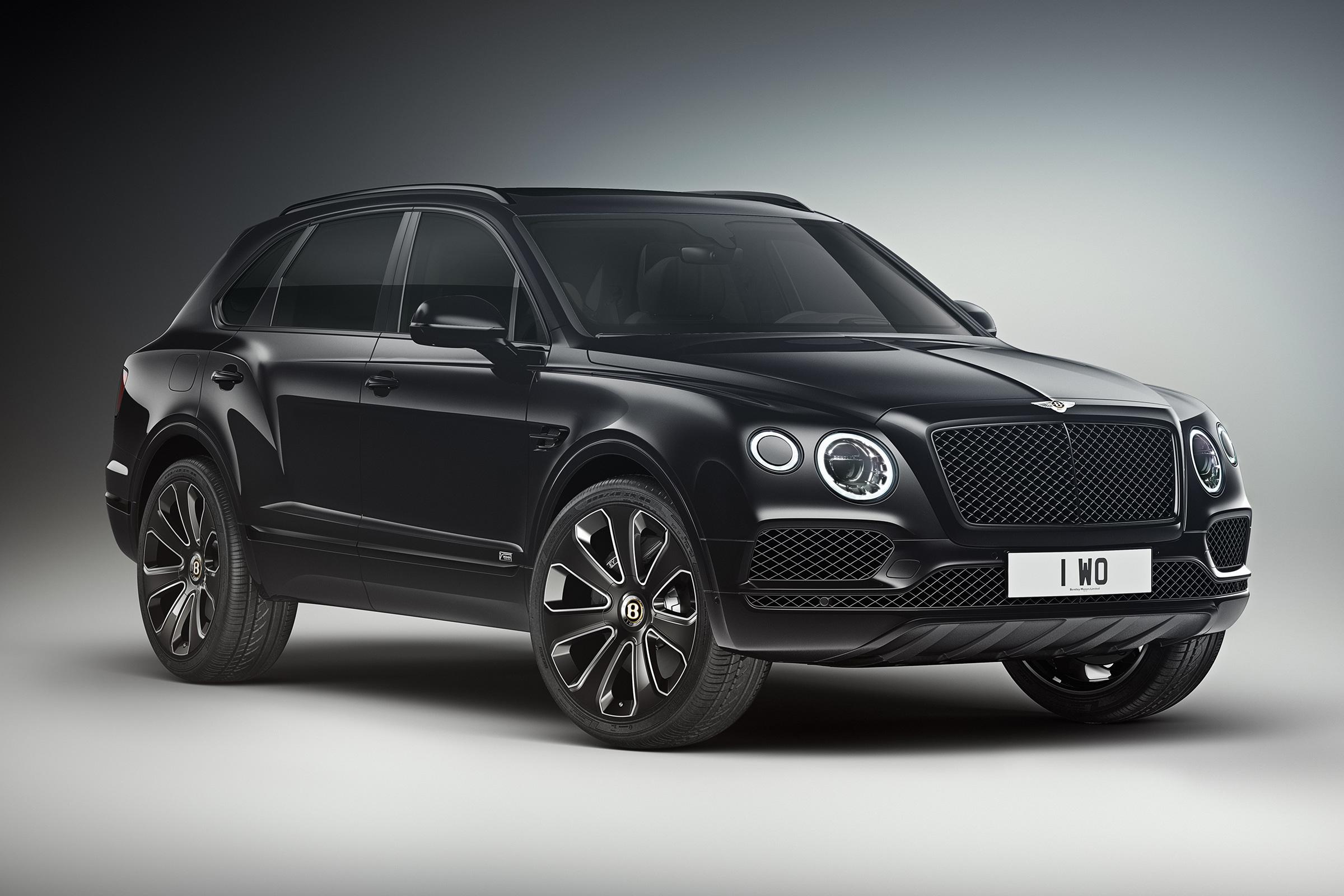 New Bentley Bentayga V8 Design Series Announced Auto Express