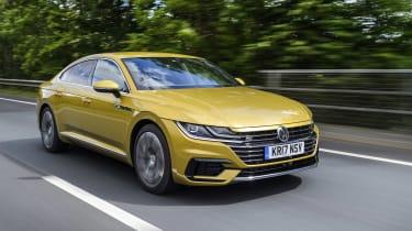 Volkswagen Arteon - front tracking