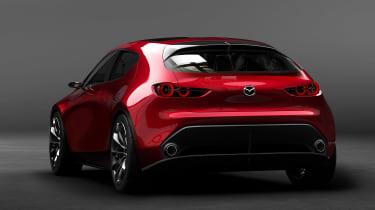 Mazda Kai concept - rear