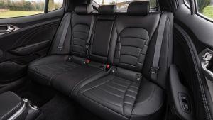 2021 Kia Stinger GT-S 3.3 T-GDi V6 -  seats