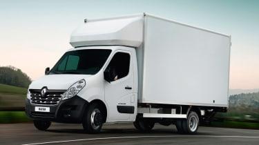 Renault Box vans explained