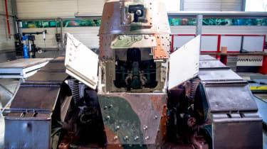 Renault tank