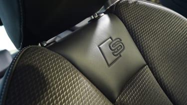 Audi S3 Saloon 2017 - seat
