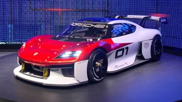 Porsche Mission R - Munich front