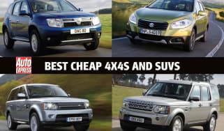 Best cheap 4x4s main