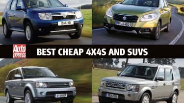 Best cheap 4x4s main