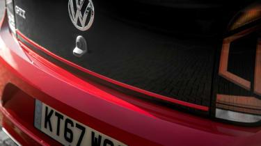 Volkswagen up! GTI - rear detail