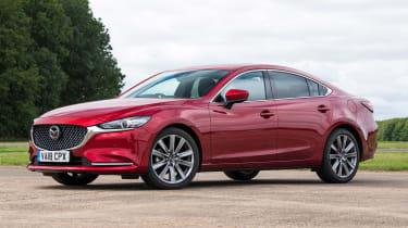 Mazda 6 - front static