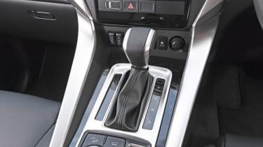 Mitsubishi Shogun Sport gearbox