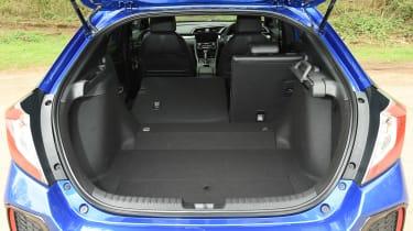 Honda Civic 1.5 - boot