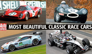 Top 10 coolest and most beautiful classic race cars