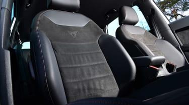 Cupra Ateca - seats