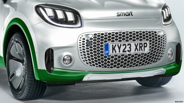 Smart SUV - front detail (watermarked)