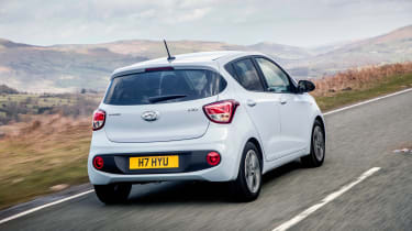 Hyundai i10 Play rear