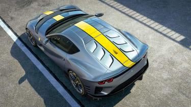 Ferrari 812 Superfast Versione Speciale - rear above