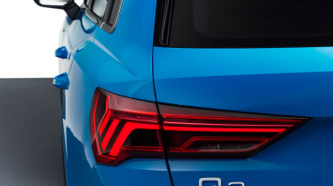 Audi Q3 - rear light