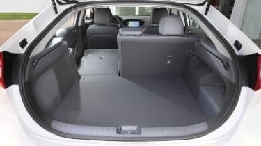 Hyundai Ioniq Plug-in hybrid - boot