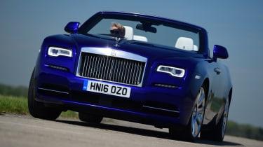 Rolls-Royce Dawn 2016 - front cornering