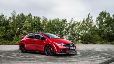 New Honda Civic Type R 2015 static