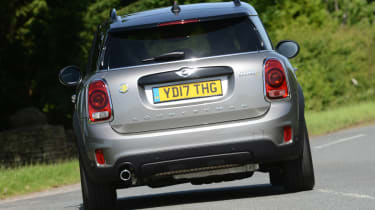 MINI Countryman PHEV - rear