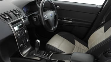 Used Volvo S40 - interior
