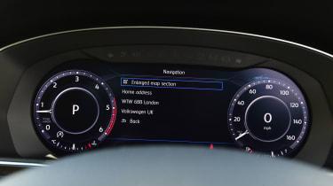 Volkswagen Passat Alltrack - dashboard