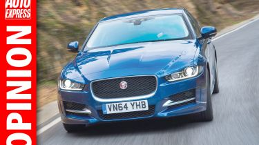 Jaguar XE Opinion