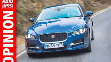 Jaguar XE Opinion