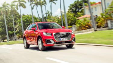 Audi Q2 - front action