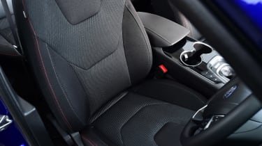Ford Mondeo ST-Line Estate - front seat