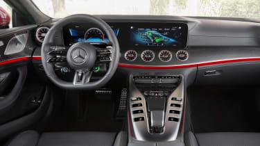 Mercedes-AMG GT 4-Door 63 S E-Performance - dash