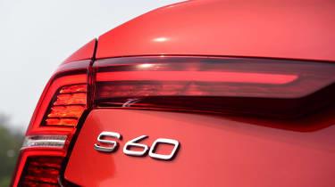 Volvo S60 - S60 badge