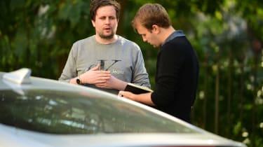 Driver Emotion Test - Joe Finnerty and Patrick Fagan