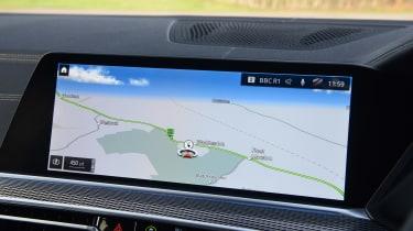BMW X5 xDrive45e - sat-nav