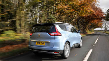 Renault Scenic and Grand Scenic Hybrid Assist - 10