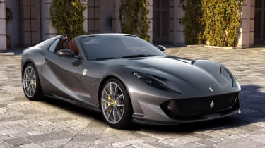 Ferrari 812 GTS - front
