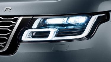 Range Rover SDV8 - front light