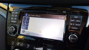 Nissan Qashqai 1.2 DIG-T 2017 - sat-nav