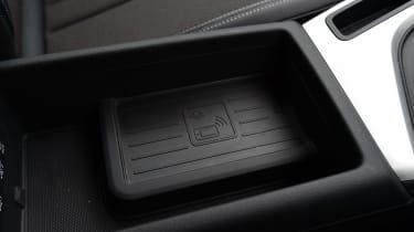 Audi A4 long-term test - phone tray