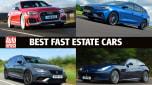 Best fast estate cars 2019 - header