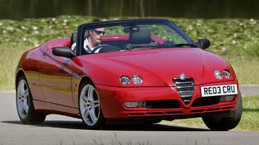 Italian modern classics - Alfa Romeo GTV