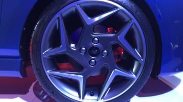 Ford Fiesta ST show - wheel
