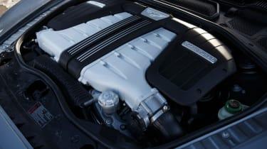 Bentley Flying Spur engine
