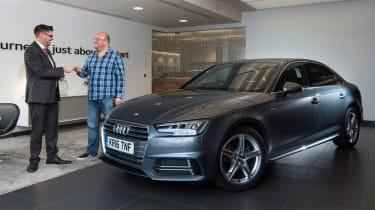 Long-term test review: Audi A4 handover
